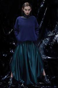 Niebieska spódnica ZWYRD maxi