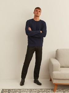 Granatowy sweter Top Secret