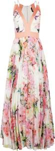 Sukienka Guess by Marciano bez rękawów z dekoltem w kształcie litery v w stylu casual