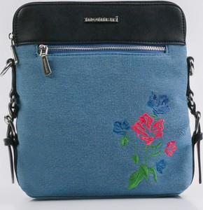 5946b34564294 torebka damska w kwiaty - stylowo i modnie z Allani