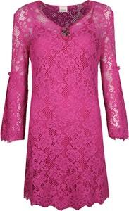 """Sukienka Pinko Sukienka """"incornicare"""" mini z dekoltem w kształcie litery v"""