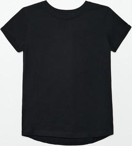 T-shirt Cropp z krótkim rękawem w młodzieżowym stylu