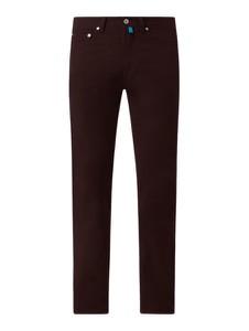 Czerwone spodnie Pierre Cardin