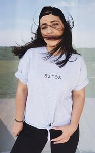 T-shirt Time For Fashion z krótkim rękawem