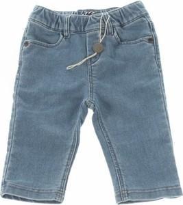 Niebieskie jeansy dziecięce Little Marc Jacobs
