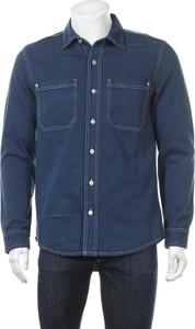 Niebieska koszula Lft z długim rękawem w stylu casual