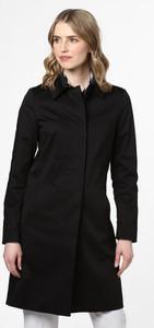 Czarny płaszcz Franco Callegari