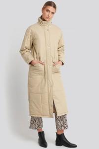 Płaszcz NA-KD w stylu casual