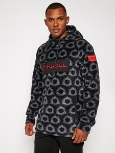 Bluza O'Neill w młodzieżowym stylu z nadrukiem z plaru