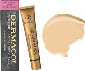 Dermacol Make-Up Cover | Podkład kryjący - kolor 209 - 30g - Wysyłka w 24H!