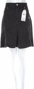 Czarna spódnica Und w stylu casual mini