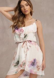 Sukienka Renee mini rozkloszowana