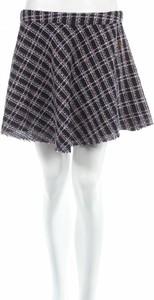 Spódnica Iris & Ink mini w stylu casual