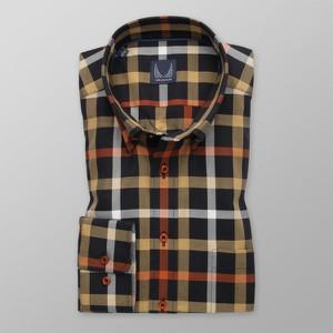 Koszula Willsoor z wełny z klasycznym kołnierzykiem