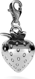 GIORRE TRUSKAWKA srebrny charms zawieszka beads 925 : Kolor pokrycia srebra - Pokrycie Czarnym Rodem