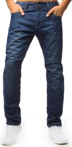 Jeansy Dstreet w stylu casual z jeansu