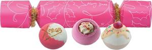 Bomb Cosmetics Berry Christmas Cracker | Zestaw upominkowy