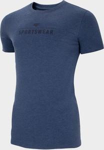 T-shirt 4F z dżerseju