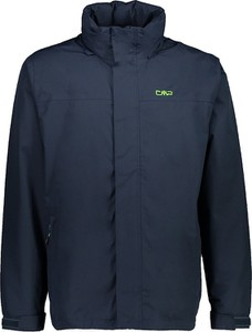 Niebieska kurtka CMP w sportowym stylu