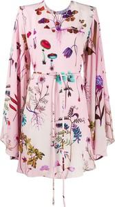 Różowa sukienka Stella McCartney mini