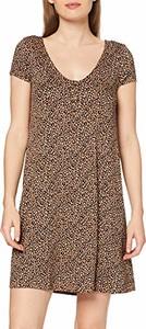 Sukienka amazon.de z dekoltem w kształcie litery v mini