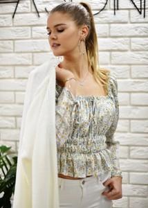 Bluzka Fason w stylu casual