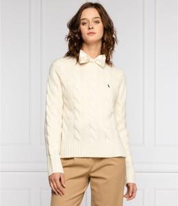Sweter POLO RALPH LAUREN w stylu casual