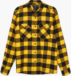 Koszula Cropp w stylu casual z klasycznym kołnierzykiem
