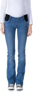 bellybutton Dżinsy ciążowe - Slim fit - w kolorze niebieskim