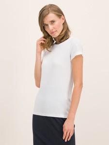 T-shirt Hugo Boss z krótkim rękawem z okrągłym dekoltem w stylu casual