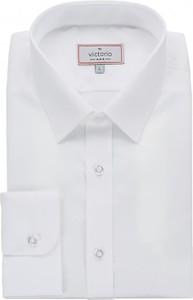 Koszula Victorio z bawełny z długim rękawem