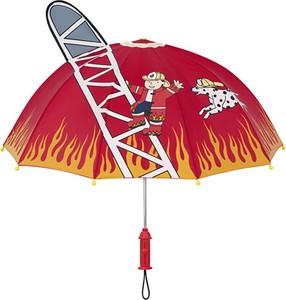 Czerwony parasol dziecięcy Blooming Brollies