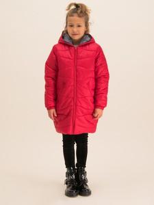 Czerwona kurtka dziecięca Primigi dla chłopców