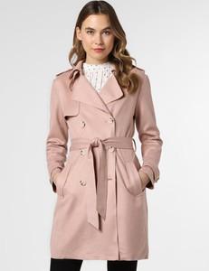 Różowy płaszcz Apriori w stylu casual
