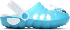Niebieskie buty dziecięce letnie Multu