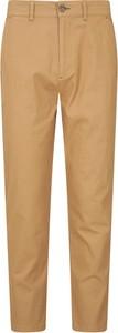 Brązowe spodnie Mountain Warehouse w stylu casual