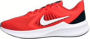 Buty sportowe Nike sznurowane z tkaniny