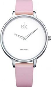 Shengke damski zegarek sk - róż