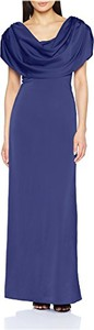 Niebieska sukienka Gina Bacconi