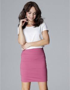 Różowa spódnica LENITIF