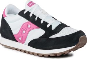 Buty sportowe Saucony z płaską podeszwą