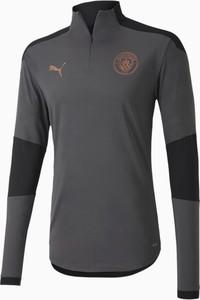 Koszulka z długim rękawem Puma z długim rękawem w sportowym stylu z żakardu
