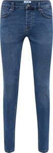 Niebieskie jeansy Only & Sons w street stylu