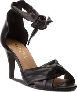 Sandały badura w stylu klasycznym ze skóry