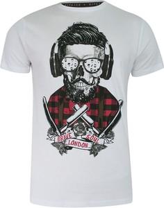 T-shirt Brave Soul z krótkim rękawem w młodzieżowym stylu