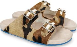 Brązowe buty letnie męskie Melvin & Hamilton