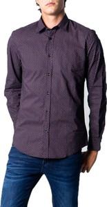 Koszula Antony Morato z bawełny z długim rękawem