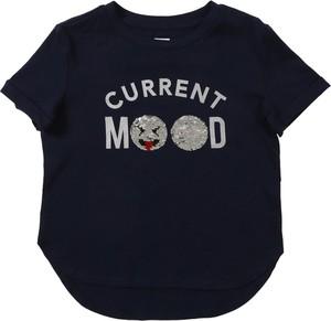 Bluzka dziecięca Gap z krótkim rękawem z dżerseju