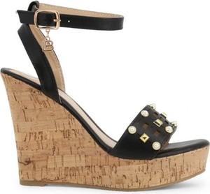 Sandały Laura Biagiotti w rockowym stylu