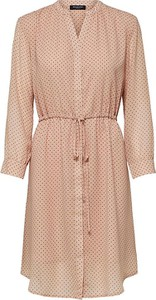 Sukienka Selected Femme w stylu casual mini koszulowa